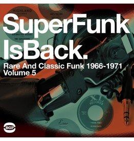 BGP Various: Super Funk, Vol. 5: Super Funk Is Back LP