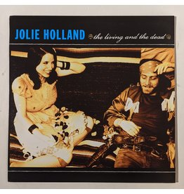 USED: Jolie Holland: The Living and the Dead LP