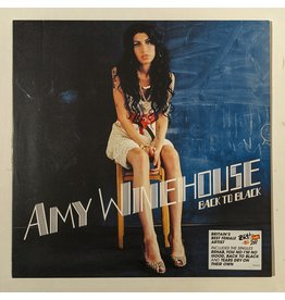 USED: Amy Winehouse: Back to Black LP