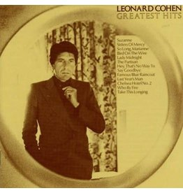 Columbia Cohen, Leonard: Greatest Hits LP
