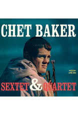Cinevox Baker, Chet: Sextet & Quartet LP