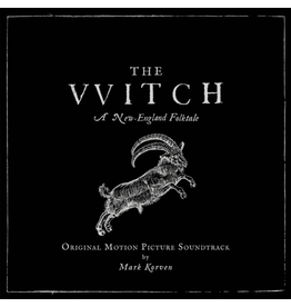 Milan Korven, Mark: The Witch OST LP