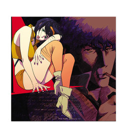 Milan Seatbelts: Cowboy Bebop OST LP