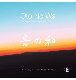 Music for Dreams Various: Oto No Wa - Selected Sounds of Japan (1988-2018) (Clear) LP
