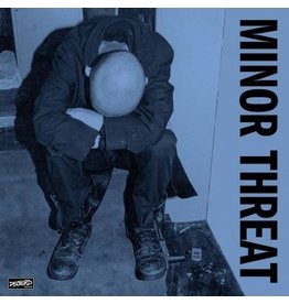 Dischord Minor Threat: Minor Threat LP