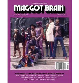 Third Man Reading Material: Maggot Brain Issue #3 Magazine