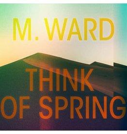 Anti Ward, M.: Think Of Spring (translucent orange) LP