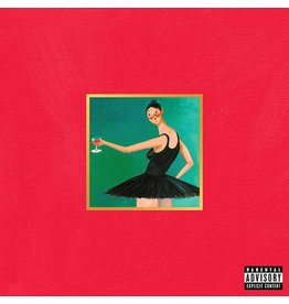Def Jam West, Kanye: My Beautiful Dark Twisted Fantasy LP