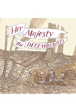 Kill Rock Stars Decemberists, The: Her Majesty The Decemberists LP