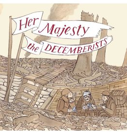 Kill Rock Stars Decemberists, The: Her Majesty The Decemberists LP