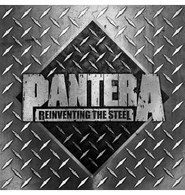 Rhino Pantera: Reinventing the Steel LP
