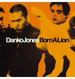Bad Taste Danko Jones: Born A Lion LP