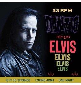 Cleopatra Danzig: Sings Elvis LP