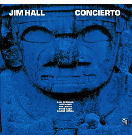 Pure Pleasure Hall, Jim: Concierto LP