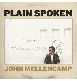 Republic Mellencamp, John: Plain Spoken LP
