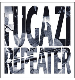 Dischord Fugazi: Repeater LP