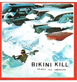 Bikini Kill Bikini Kill: Reject All American LP