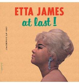 Jackpot James, Etta: At Last LP