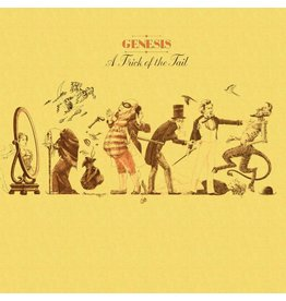 Rhino Genesis: A Trick of the Tail LP