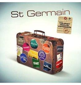 Warner St. Germain: Tourist Travel Versions LP