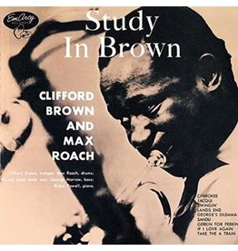 Verve Brown, Clifford & Max Roach: Study In Brown (Acoustic Sounds Series) LP