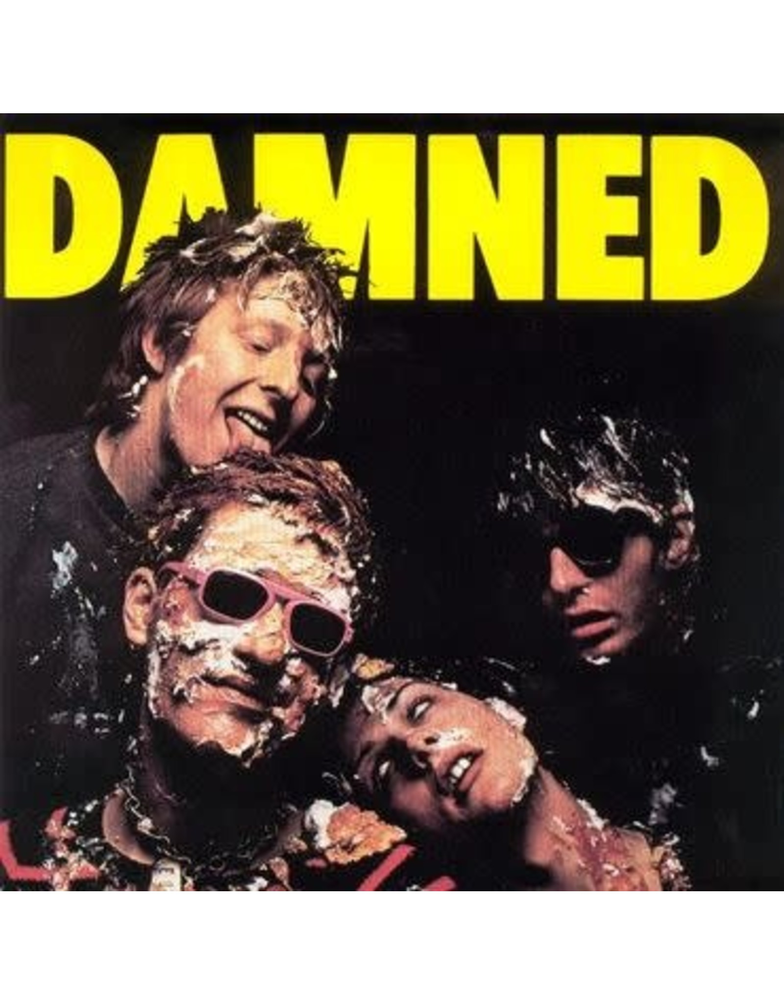 BMG Damned: Damned Damned Damned (2017 remaster) LP