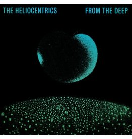 Now Again Heliocentrics: Quatermass Sessions: From The Deep LP