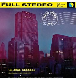 Verve Russell, George: New York, N.Y. (Acoustic Sounds Series/1959) LP