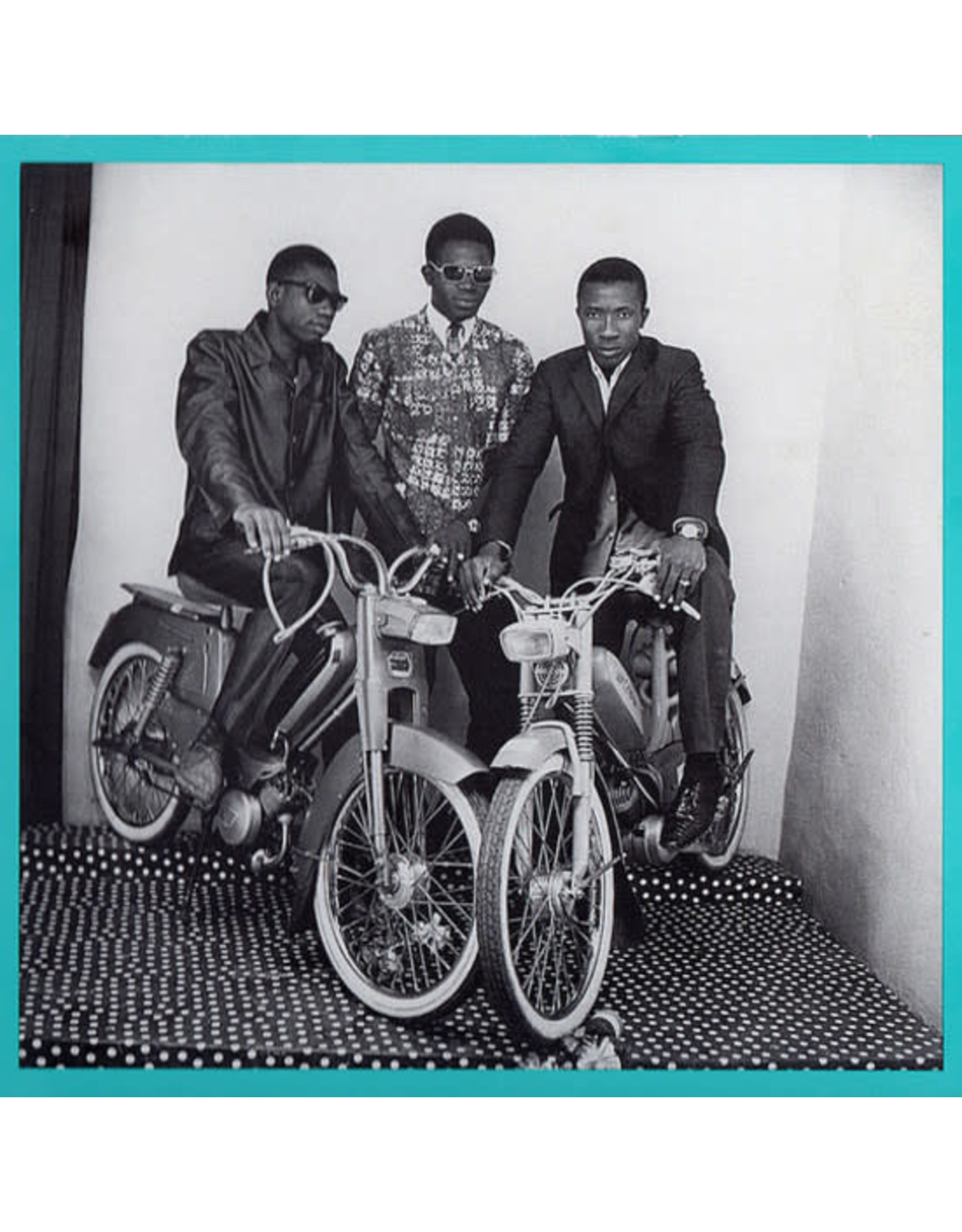 Mr. Bongo Various: Original Sound Of Mali (blue vinyl) LP