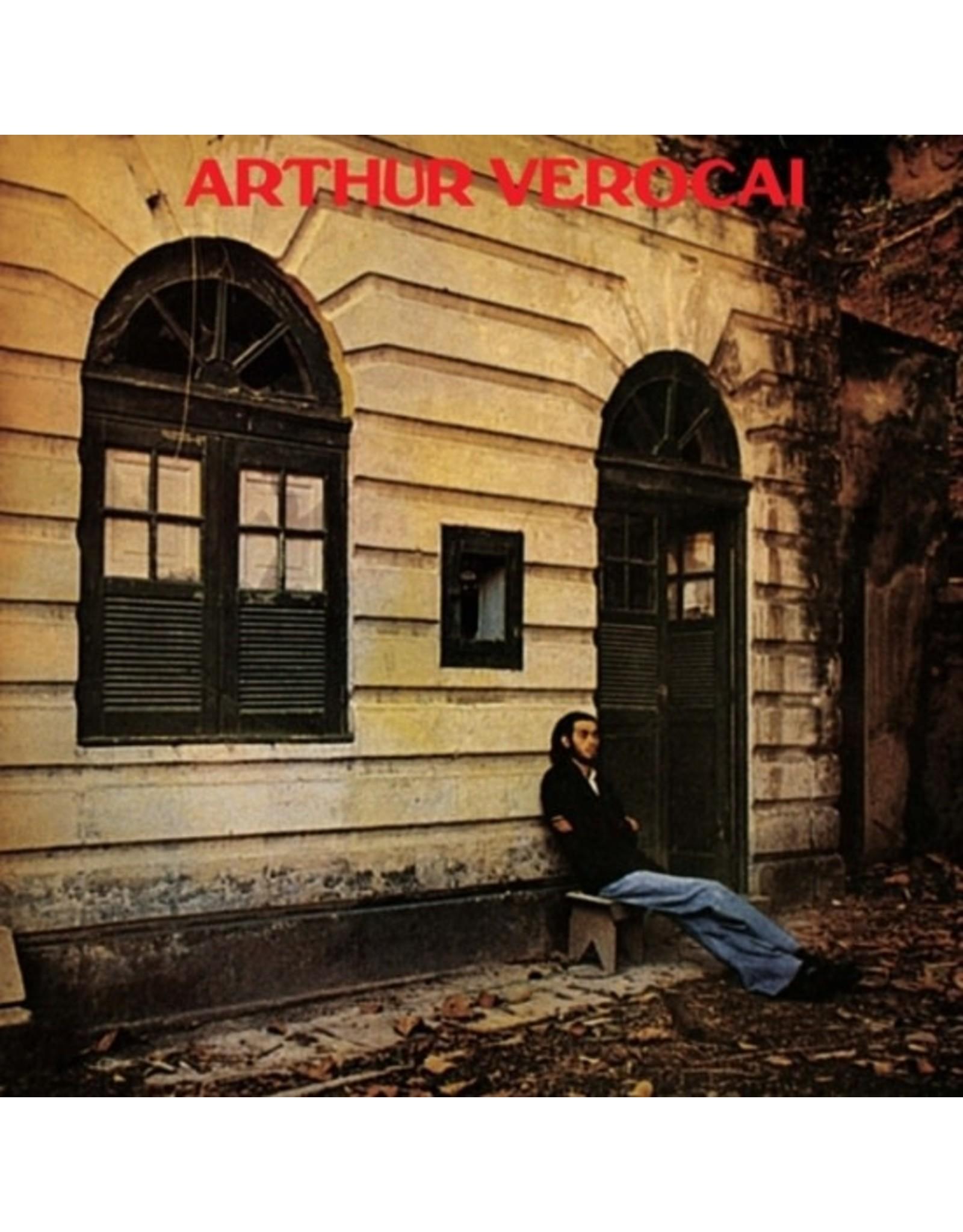 Mr. Bongo Verocai, Arthur: Arthur Verocai LP