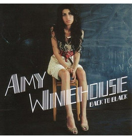 Island Winehouse, Amy: Back To Black LP