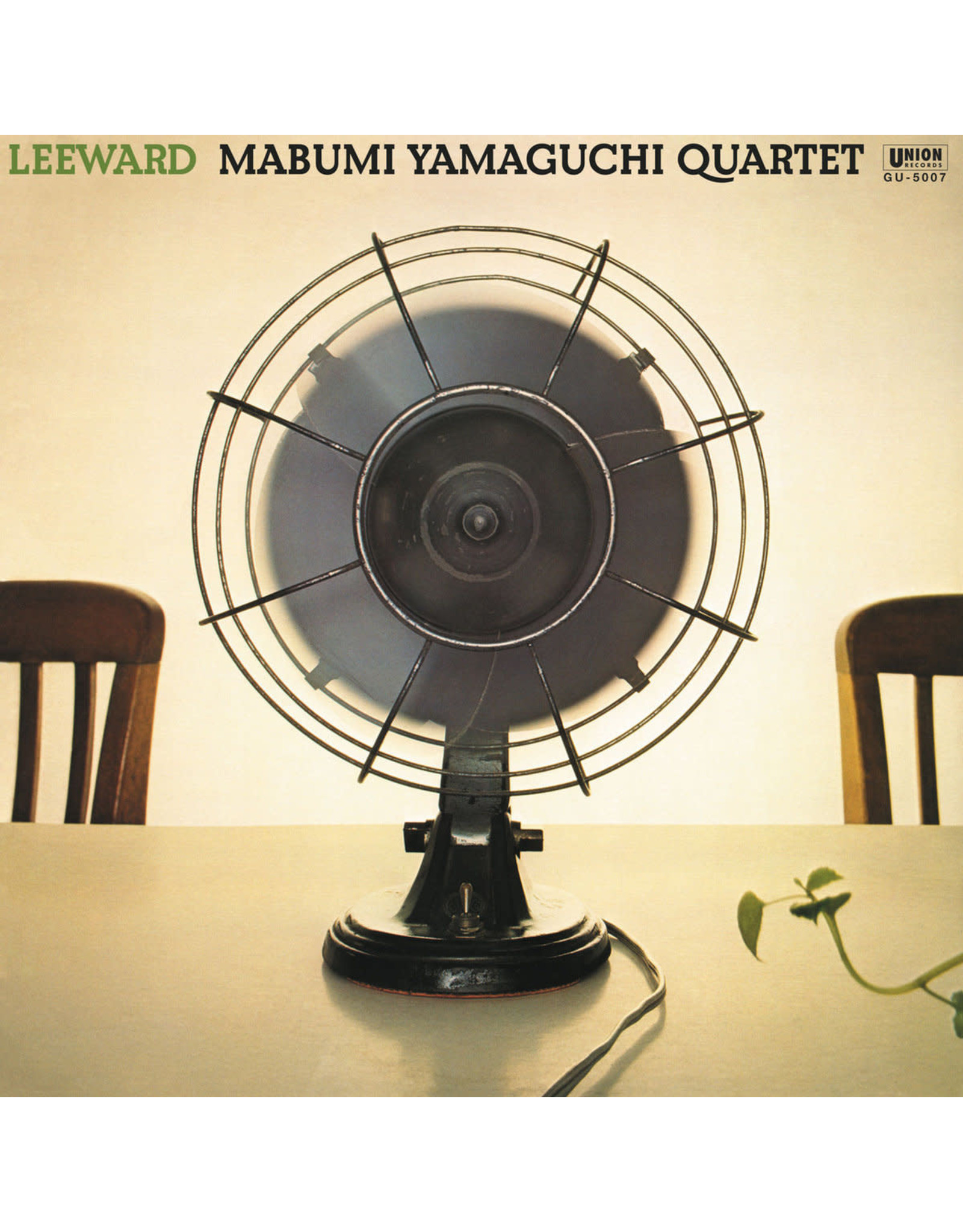 Le Tres Jazz Club Yamaguchi, Mabumi Quartet: Leeward LP