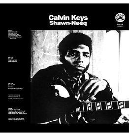 Real Gone Keys, Calvin: Shawn-Neeq LP