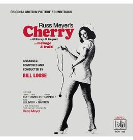 Real Gone Loose, Bill: Russ Meyer's Cherry…& Harry & Raquel OST LP