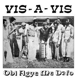 We Are Busy Bodies Vis-A-Vis - Obi Agye Me Dofo LP
