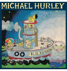 Feeding Tube Hurley, Michael: Blue Navigator LP