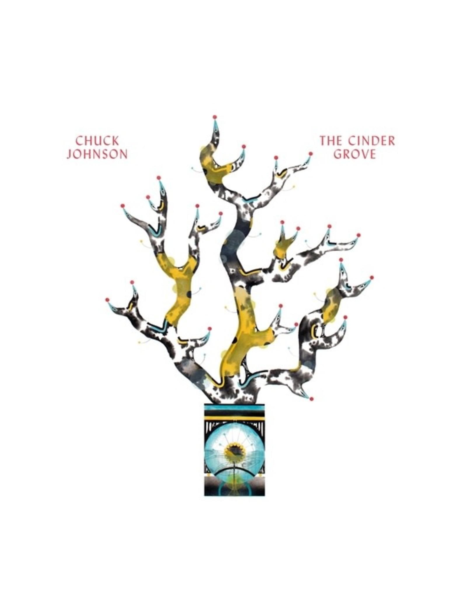 Vin Du Select Qualitite Johnson, Chuck: Cinder Grove LP