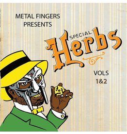 Nature Sounds MF Doom: Special Herbs Vol. 1 & 2 LP