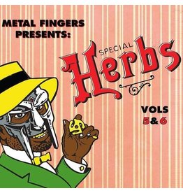 Nature Sounds MF Doom: Special Herbs Vol. 5 & 6 LP