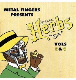 Nature Sounds MF Doom: Special Herbs Vol. 3 & 4 LP