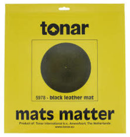 Tonar Tonar Leather Mat