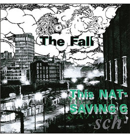 Beggars Fall: This Nation's Saving Grace LP