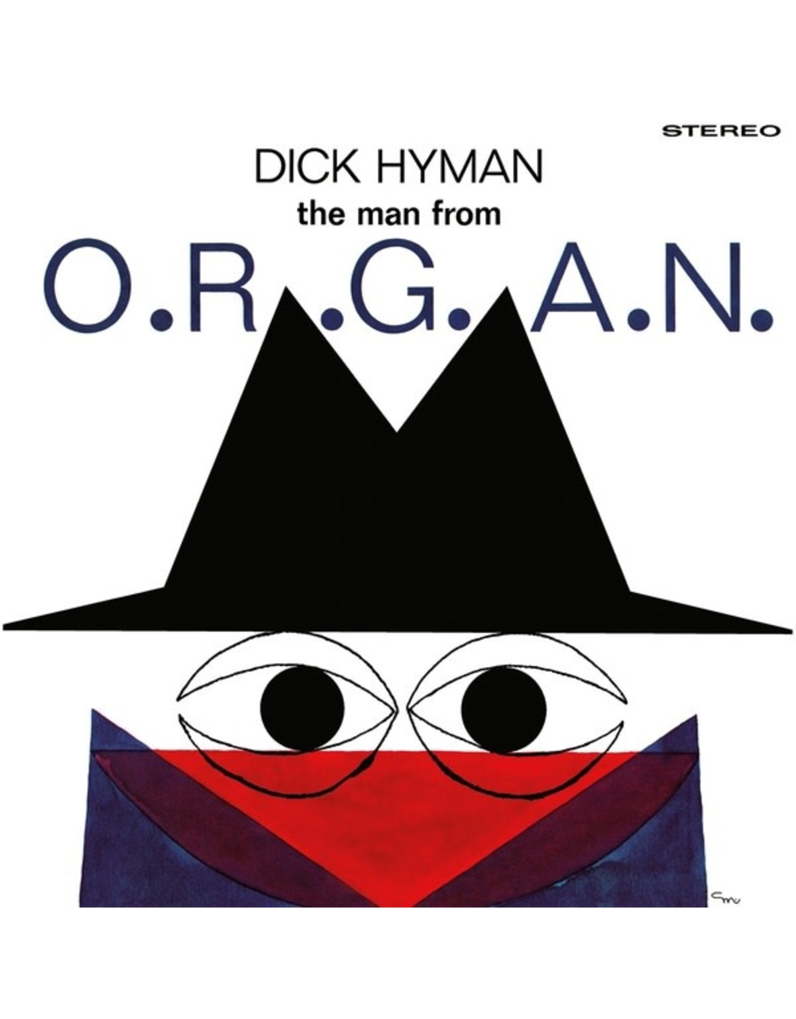 Pleasure for Music Hyman, Dick: The Man From O.R.G.A.N. LP