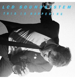 DFA LCD Soundsystem: This Is Happening LP