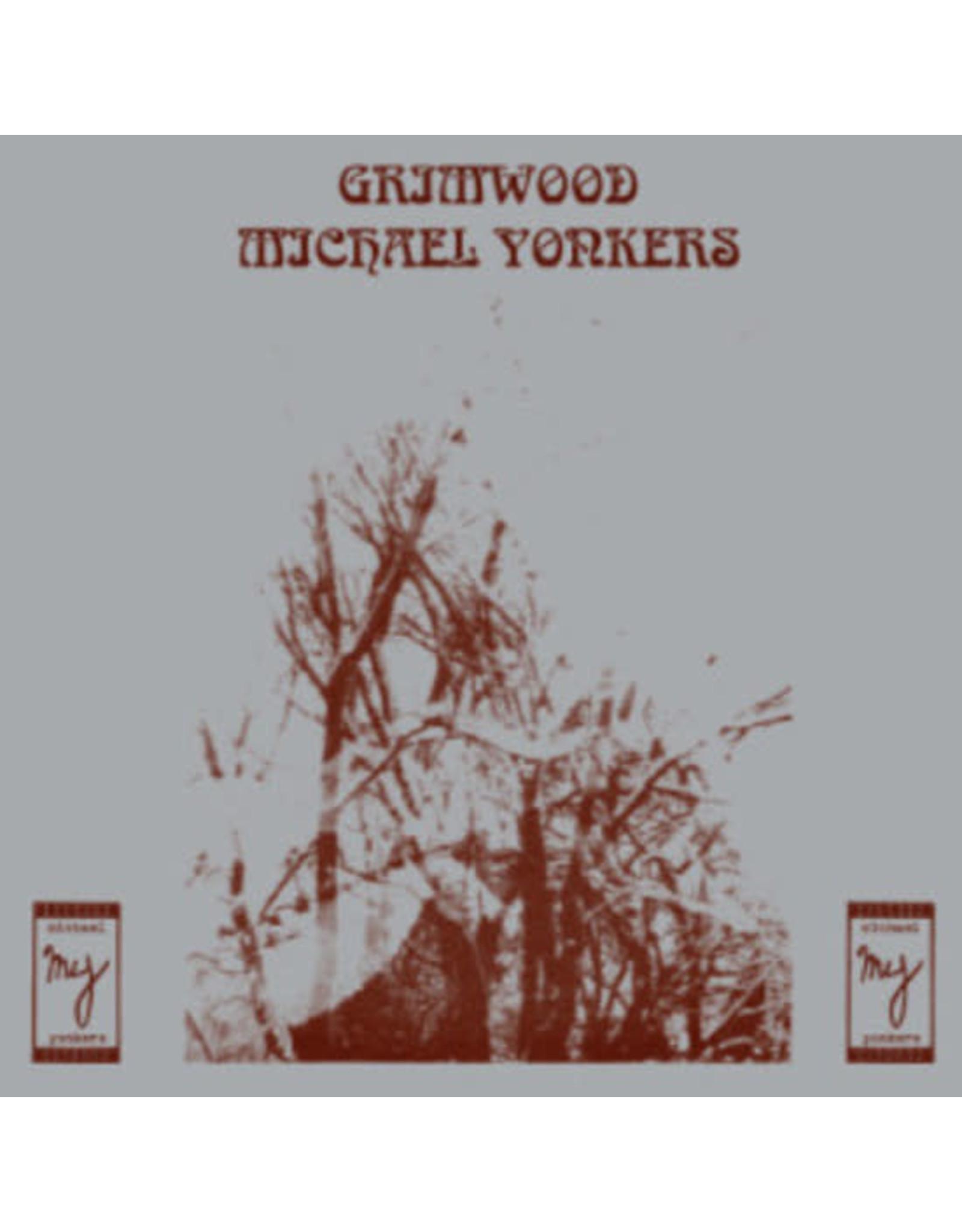 Nero's Neptune Yonkers, Michael: Grimwood LP