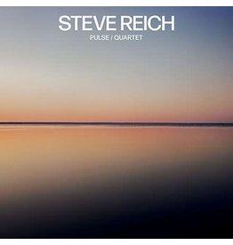 Nonesuch Steve Reich: Pulse / Quartet LP