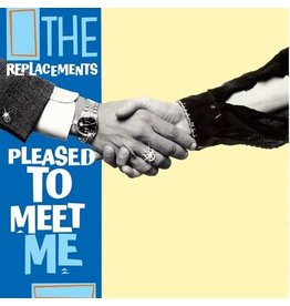 Rhino Replacements: Pleased to Meet Me LP