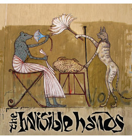 Abduction Invisible Hands: s/t LP