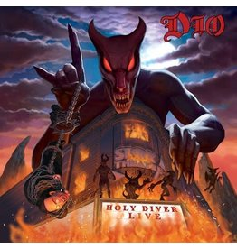 BMG Dio: Holy Diver Live LP