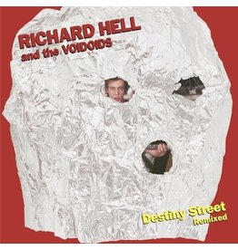 Omnivore Hell, Richard: Destiny Street Remixed LP